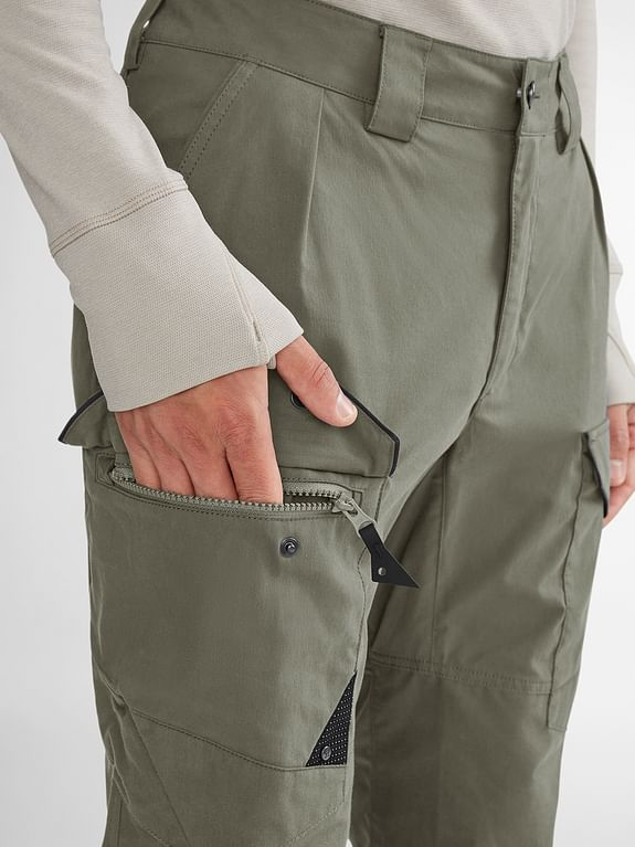 15588M11 - Grimner Pant M's - Dusty Green-Dusty Green