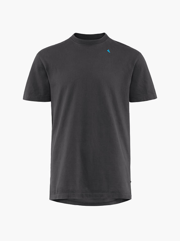 20673M12 - Ask SS Tee M's - Raven